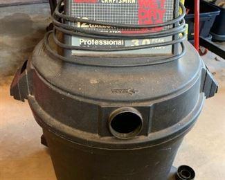 #98Craftsman Wet/Dry Vac 12 Gallon ShopVac $30.00