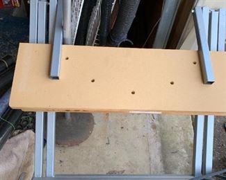 #99Ryobi Quick Stand Work Bench $30.00