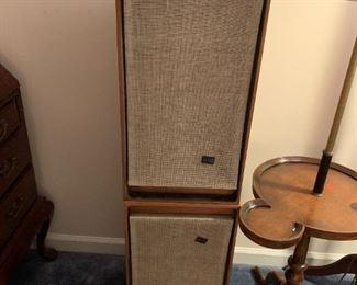 #148JBL Speakers in a wooden Box  12x24x13 $100.00