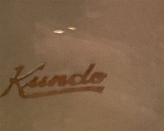 #170Anniversary Clock by Kundo $25.00