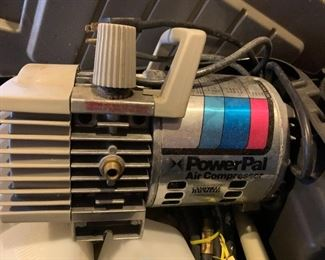 #182Powerpal Air Compressor  $35.00