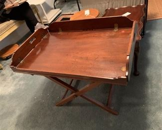 #191Tray Table - Foldable Stand 32x21x19 $120.00