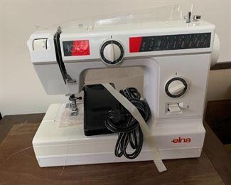#194elna 1010 sewing machine  $75.00
