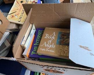 books books books of Civil war, photograph , cook books, etc