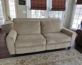 "Art Van Sofa, excellent condition, 86"" wide x 38"" deep"
