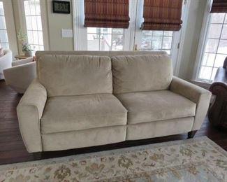 """Art Van Sofa, excellent condition, 86"""" wide x 38"""" deep"""