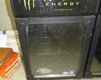 Monster Energy drink cooler works great