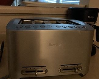 $90~ BREVILLE TOASTER