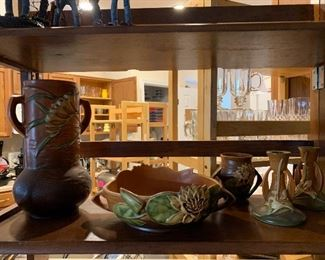 ROSEVILLE POTTERY COLLECTION