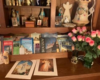 Souvenir Books from Religious Travels