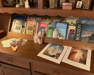 Religious Souvenir Books from Travels