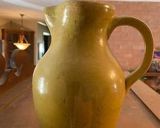 Vintage Seagrove Pottery Pitcher