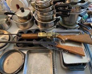 BB/Pellet Guns