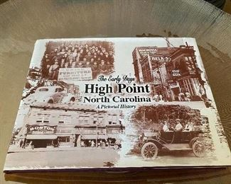 High Point, N.C. History Book
