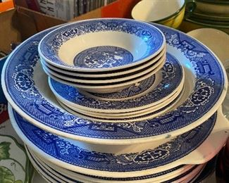 Willow Ware Blue Willow