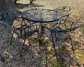 Metal Outdoor Patio Furniture