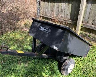 Outdoor Utility Cart
