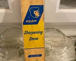 Oil Filled Sharpening Stone