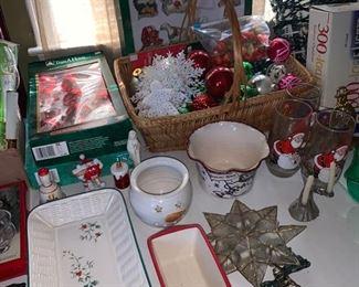 More Christmas Decor/Ornaments