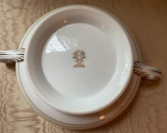 Noritake, 16 place settings, extra serving pieces $425.00