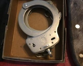 Police Cuff Links