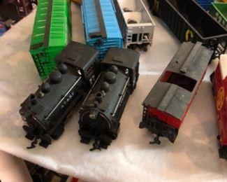 HO Guage Trains