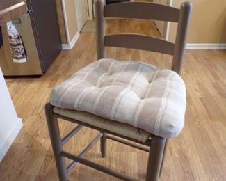 pair of these bar stools
