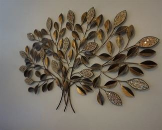 wall leaf/tree decor