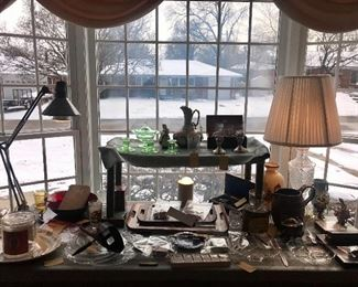 Preview Photo ~ Items Located In The Dining / Living Room