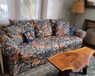sofa: 29 x 88 x 36, table: 17 x 42 x 19