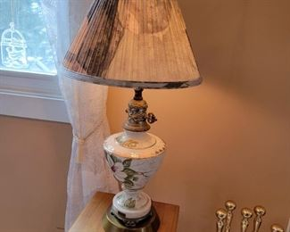 """(2 lamps available) 29""""h"""