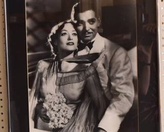 """Clark Gable and Joan Crawford 