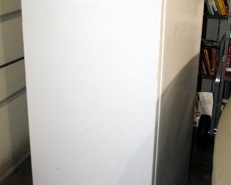 "Frigidaire Upright Freezer With 3 Shelves, Model MFU14M2GWO, 59.75"" x 28"" x 28.5"""