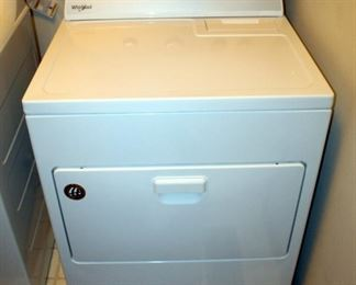 Whirlpool AccuDry Electric Dryer Model, WED5000DW2