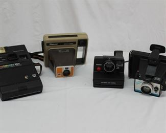Vintage Camera Lot 1