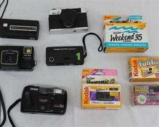 Vintage Camera Lot 2