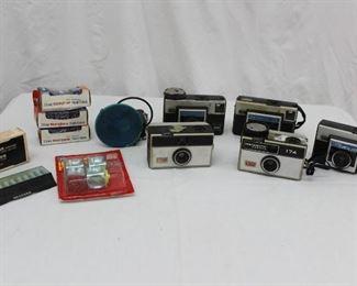 Vintage Camera Lot 3