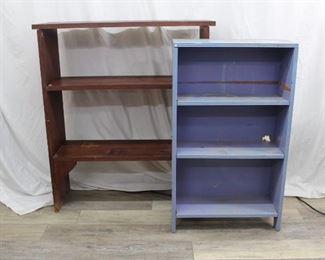 Pair of Shelves