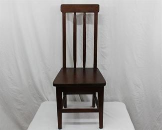 Childs Mid Century Dining Chair