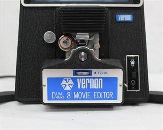 Vernon Dual Deluxe 8 Movie Editor