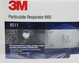 N95 Masks: Pack of 10