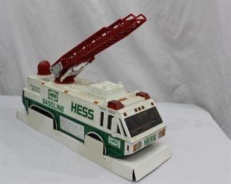HESS Truck Lot