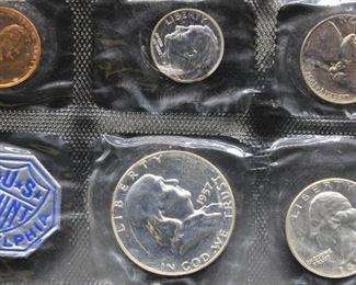 1957 US Mint Proof Set