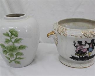 Ceramic Décor Lot
