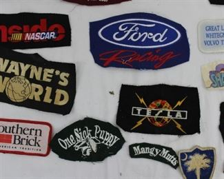 Patches Lot