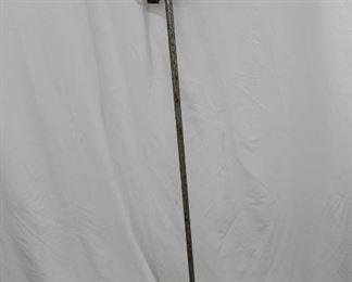 Vintage Metal Ski Pole