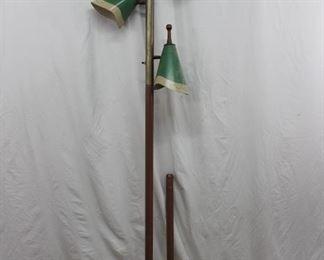 Mid Century Tension Lamp