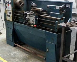 "Acra-Turn Metal Lathe, Model LC1340G, 50"" x 72"" x 26"""