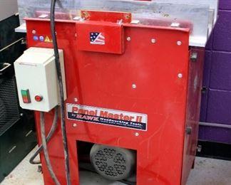 """Hawk Panel Master II Raised Panel Door Machine, 34"""" x 32"""" x 24"""""""