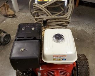 Xstream Gas Powered Commercial Power Washer, With Honda GX390 Motor, Includes Hose, No Spray Wand